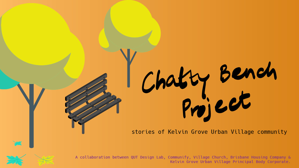 Chatty Bench Project Exhibition