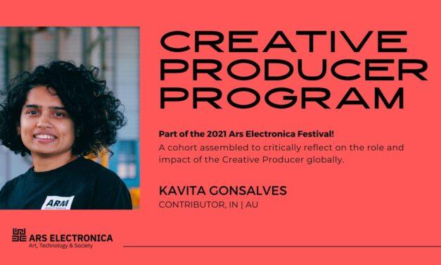 Making a Manifesto: Ars Electronica Creative Producer Program